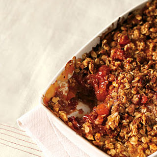 Apricot-Walnut Crisp Recipe