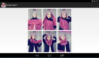 Screenshot of Simple Hijab 2