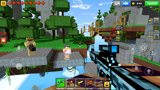Pixel Gun 3D (Pocket Edition) Screenshot 16