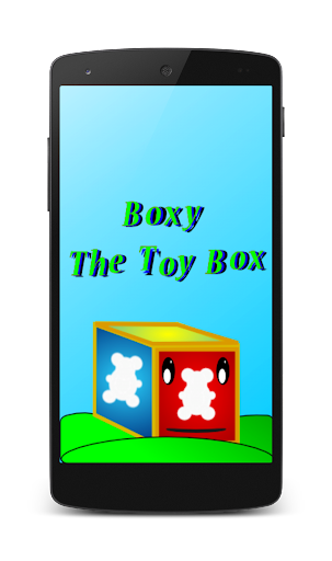 Boxy - The Toy Box