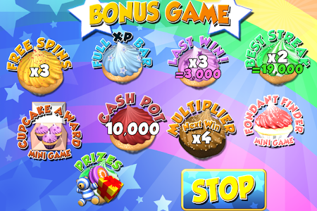 Cupcake Frenzy Slots 1.0.6 screenshot 89674