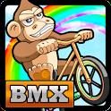 BMX Crazy Bike icon