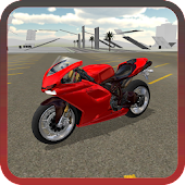 Extreme Motorbike Jump 3D