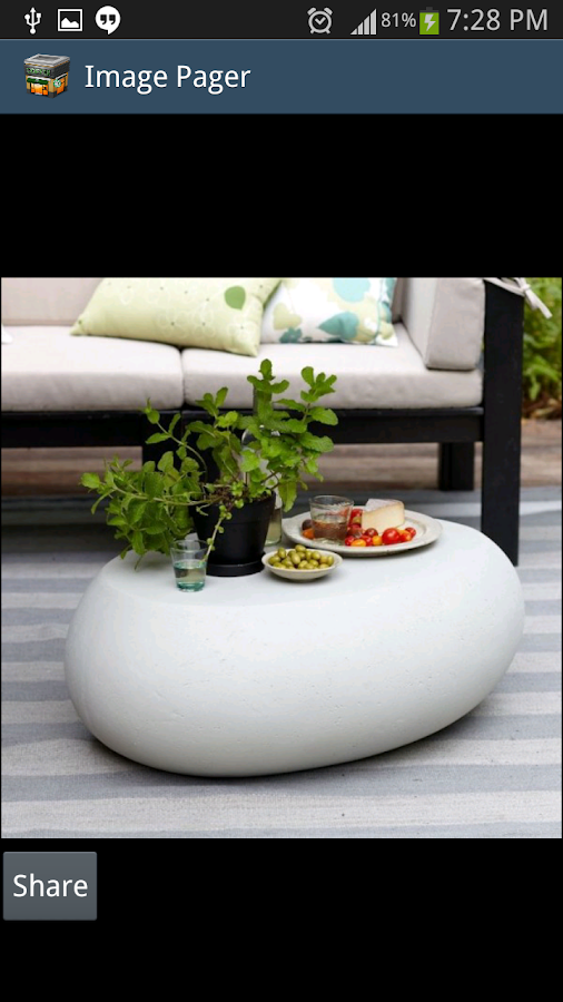 home designs coffee table screenshot