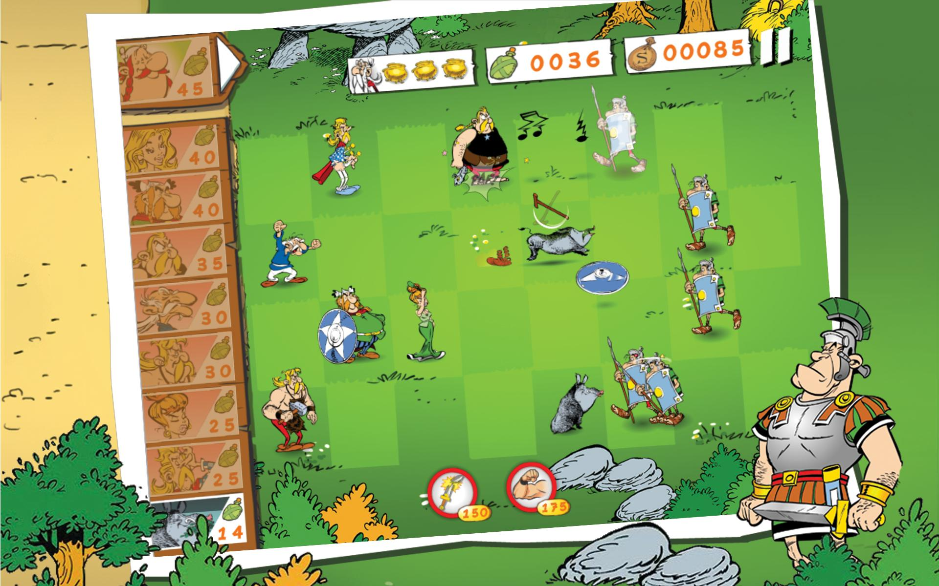 Asterix: Total Retaliation screenshot #14