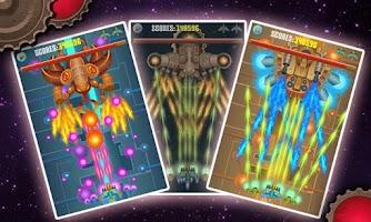 Screenshot of Fighter Combat : Steel City