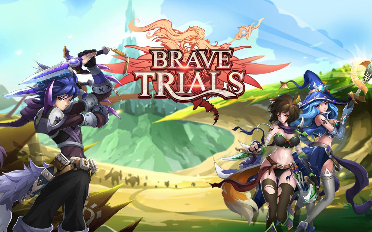 Brave Trials screenshot #13