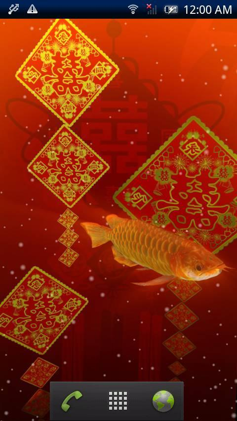 Arowana Luck Trial - screenshot