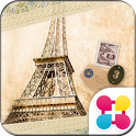 Eiffel Tower [+]HOME Theme icon
