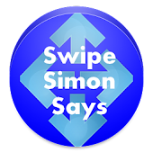 Swipe Simon Says