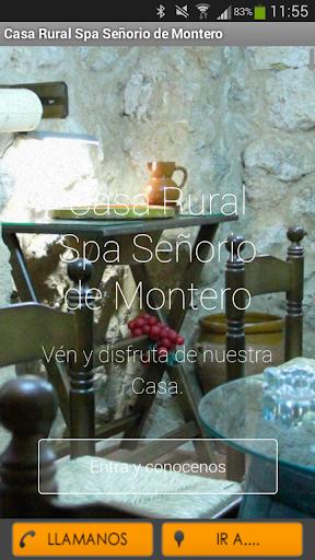 Casa Rural Señorio de Montero