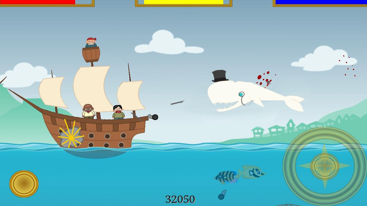 Wally the Whale - screenshot