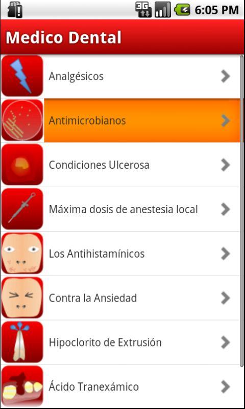 Medico Dental- screenshot