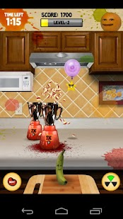 Annoying Orange: Carnage Free- screenshot thumbnail