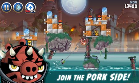 Angry Birds Star Wars II Screenshot 2