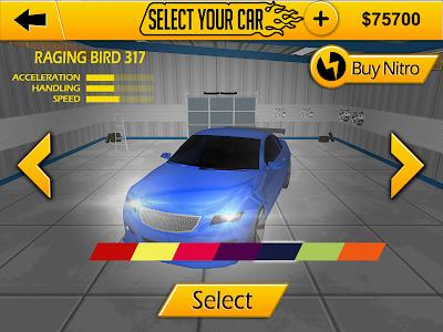 Carumba! The Ultimate Car Race v5.2 Mod Money