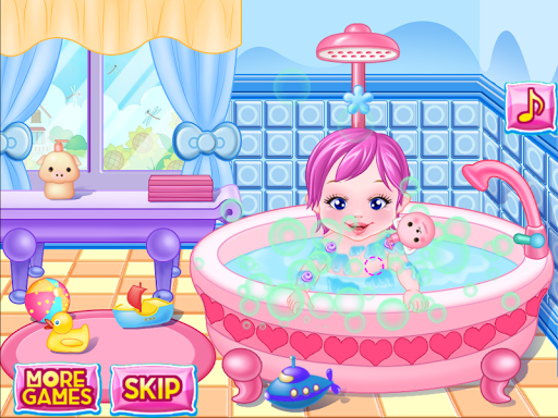 無料休闲Appの女の子のためのかわいい赤ちゃんのゲーム|記事Game
