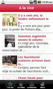 Centre Presse - screenshot thumbnail