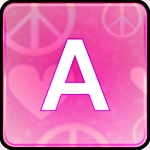 Pink Love Keyboard Skin