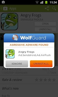 Mobile Security Antivirus FREE - screenshot thumbnail