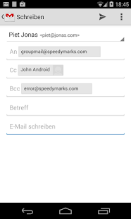 Group Mail Free- screenshot thumbnail