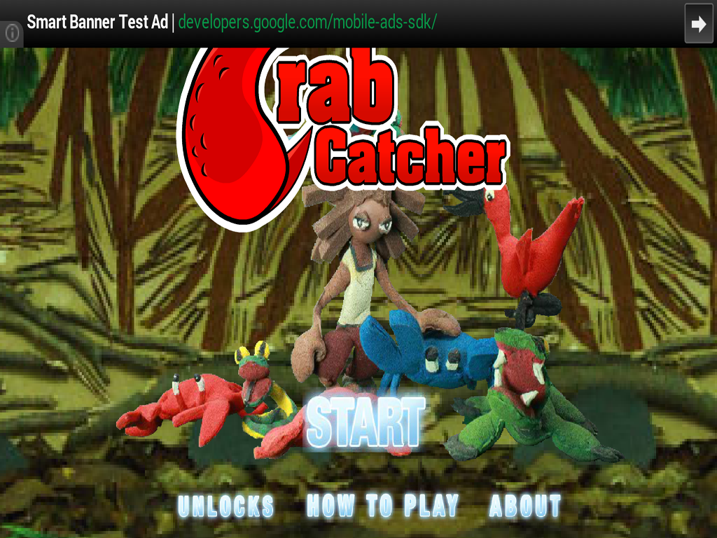 Crab Catcher- screenshot