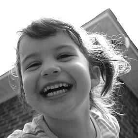 Happiness by Paul Hopkins - Babies & Children Children Candids (  )