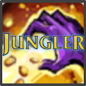 League of Legends Jungler logo