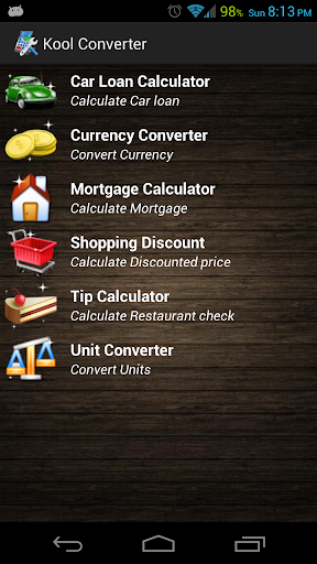 Real Time Desktop Currency Converter - Free download and ...