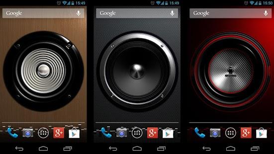 Screen Speaker Music Wallpaper - screenshot thumbnail