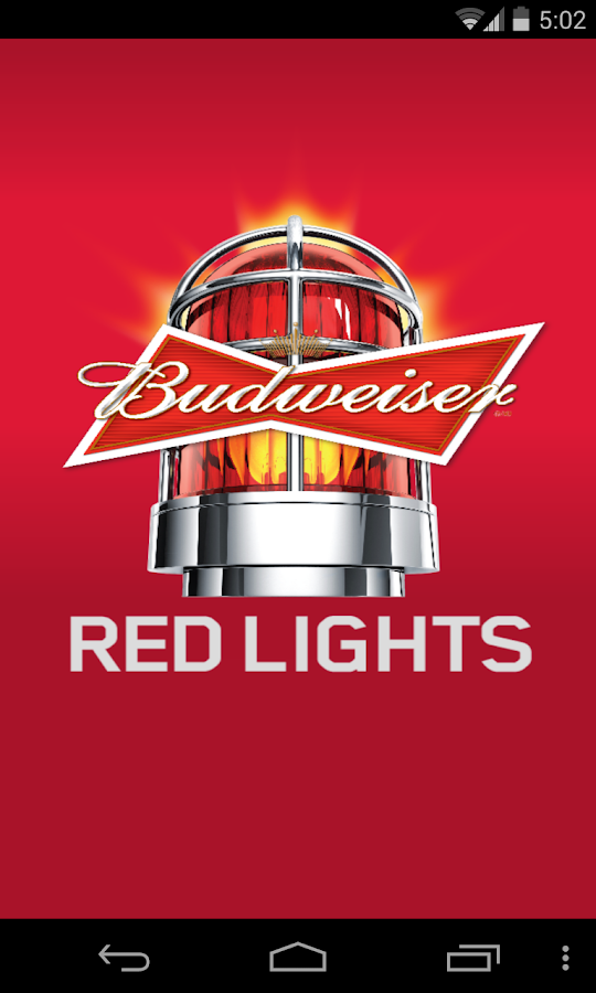 Budweiser Red Lights - screenshot