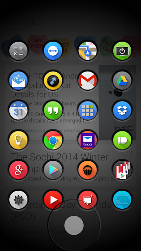 SwipePad Theme - Push