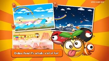 Screenshot of Bouncy Seed