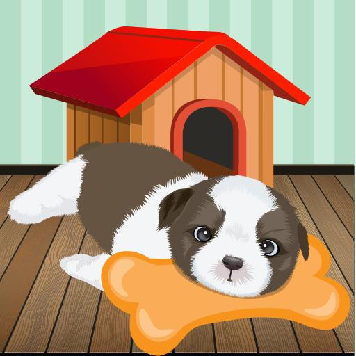 小狗遊戲 家庭片 App LOGO-APP試玩