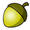 坚果壳视频 logo
