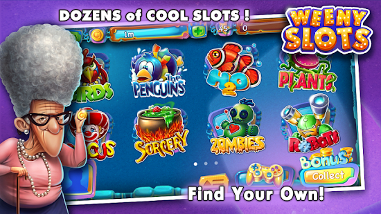 Weeny Slots - screenshot thumbnail