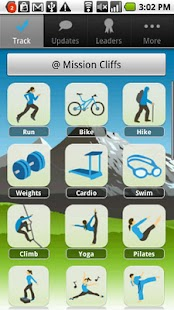 Skimble GPS Sports Tracker- screenshot thumbnail