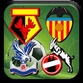 Football Logos Quiz '13