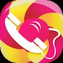 Lollipop Caller Screen (R) icon