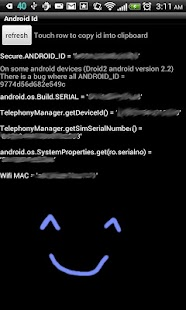 Id Info for Android - screenshot thumbnail
