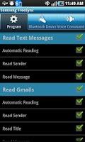 Screenshot of FreeSync App