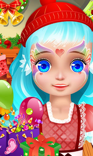 My Christmas Doll: Girls Games