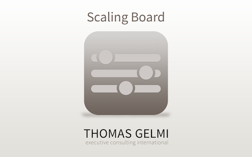 Scaling Board - screenshot thumbnail
