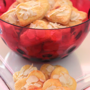 Saffron and Rosemary Appetizer Hearts
