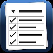 CheckIt - Checklist Manifesto