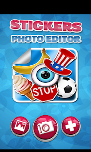 Samolepky - Foto Editor - náhled