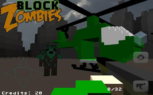 Block Warfare: Zombies - screenshot thumbnail