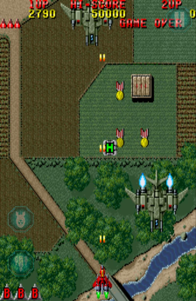 Raiden Legacy screenshot #15