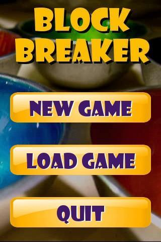 Block Breaker (Ads) - screenshot