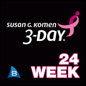 Susan G. Komen 3-Day 24-Week